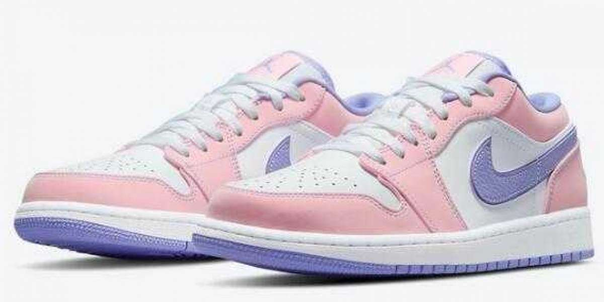 Are You Ready for New Air Jordan 1 Low Arctic Punch White ?